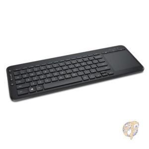 Microsoft Wireless All-In-One Media Keyboard N9Z-0...