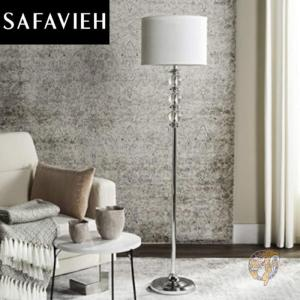 【Safavieh】フロアライト フロアランプ 153cm クリスタル americapro