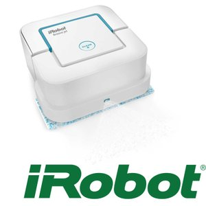iRobot 240 アイロボット 床拭きロボット ブラーバ ジェットBraava  お掃除ロボット...