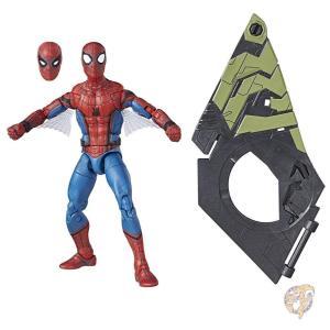 ハズブロ スパイダーマン マーベルレジェンド 6インチ アクションフィギュア ヴァルチャーシリーズ ホーム・カミング スパイダーマン並行輸入品