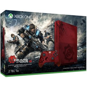 Xbox One S 2TB Console - Gears...