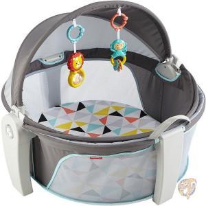 アメリカ発  Fisher-Price Newborn-to-Toddler Portable Ro...