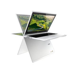 Acer Chromebook R 11 Convertible, 11.6-Inch HD Touch, Intel Celeron N3150, 4GB DDR3L, 32GB, Chrome, CB5-132T-C1LK  並行輸入品|americapro|02