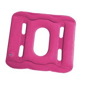 エアークッションおしり用ピンク 送料無料 円座 運転 腰痛予防 オフィスワーク 旅行・トラベル 介護 ゆうパケット対応2