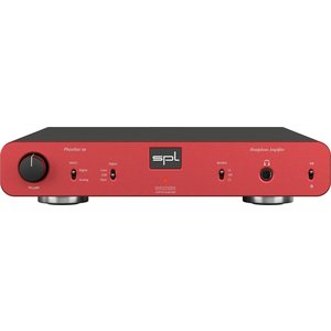 SPL Phonitor se with DAC768xs Red【予約商品】|amgroup