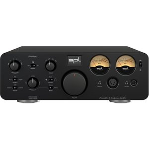 SPL Phonitor x With DAC768xs Black【予約商品】|amgroup