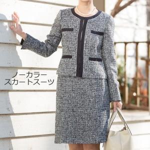 入学式 スーツ レディース  卒業式 40代 おしゃれ 母 ...