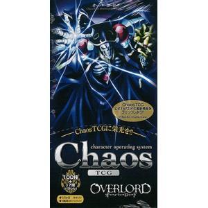 【特典】ChaosTCG ブースターパック オーバーロード 20パック入りBOX[ブシロード]《02月予約》|amiami
