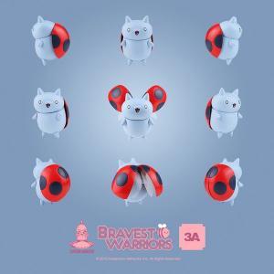 BRAVEST WARRIORS(ブレイベスト・ウォリアーズ) CATBUG(キャットバグ) 1/6 可動フィギュア[スリー・エー]【送料無料】《取り寄せ※暫定》|amiami