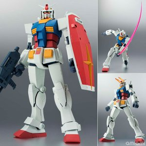 ROBOT魂 〈SIDE MS〉 RX-78-2 ガンダム ver. A.N.I.M.E. 『機動戦士ガンダム』(再販)[バンダイ]《発売済・在庫品》|amiami