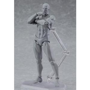 figma archetype next:he gray color ver.[マックスファクトリー]《発売済・在庫品》