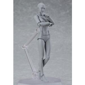 figma archetype next:she gray color ver.[マックスファクトリー]《発売済・在庫品》