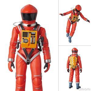 マフェックス No.034 MAFEX SPACE SUIT ORANGE Ver. 「2001: a space odyssey」より(再販)[メディコム・トイ]《11月予約》|amiami