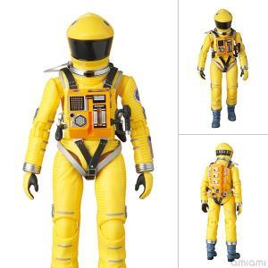 マフェックス No.035 MAFEX SPACE SUIT YELLOW Ver. 「2001: a space odyssey」より(再販)[メディコム・トイ]《11月予約》|amiami