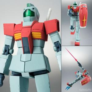 ROBOT魂 -ロボット魂-〈SIDE MS〉 RGM-79 ジム ver. A.N.I.M.E. 『機動戦士ガンダム』[バンダイ]《発売済・在庫品》|amiami