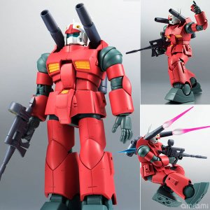 ROBOT魂 〈SIDE MS〉 RX-77-2 ガンキャノン ver. A.N.I.M.E. 『機動戦士ガンダム』[バンダイ]《発売済・在庫品》|amiami