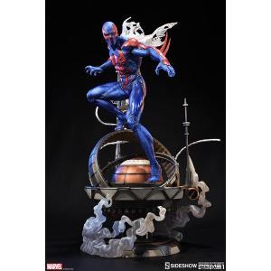 プレミアムマスターライン/ マーベルコミック: スパイダーマン 2099 1/4 ポリストーン スタチュー[プライム1スタジオ]【送料無料】《取り寄せ※暫定》|amiami