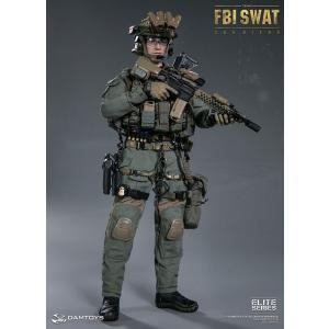 1/6 エリートシリーズ FBI SWATチーム エージェント サンディエゴ[DAMTOYS]【送料無料】《発売済・在庫品》|amiami