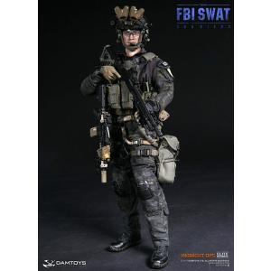 1/6 エリートシリーズ FBI SWATチーム エージェント サンディエゴ ミッドナイト OPS[DAMTOYS]【送料無料】《03月予約》 amiami