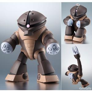 ROBOT魂 〈SIDE MS〉 MSM-04 アッガイ ver .A.N.I.M.E. 『機動戦士ガンダム』[バンダイ]《発売済・在庫品》|amiami