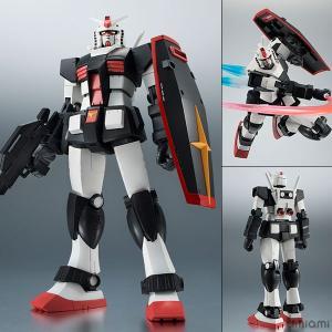 ROBOT魂 -ロボット魂- 〈SIDE MS〉 RX-78-1 プロトタイプガンダム ver. A.N.I.M.E. 『機動戦士ガンダム』[バンダイ]《11月予約》|amiami