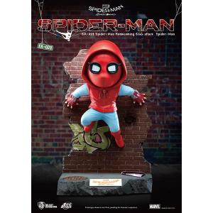 エッグアタック 『スパイダーマン:ホームカミング』スパイダーマン(ホームメイド・スーツ版)[ビーストキングダム]《発売済・在庫品》|amiami