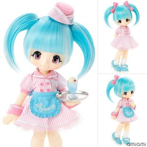 KIKIPOP! KP Diner クリームソーダ 完成品ドール[アゾン]【送料無料】《10月予約》|amiami
