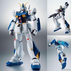 ROBOT魂 -ロボット魂-〈SIDE MS〉 RX-78NT-1 ガンダムNT-1 ver. A.N.I.M.E. 『機動戦士ガンダム0080 ポケットの中の戦争』[バンダイ]《発売済・在庫品》|amiami