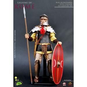 1/6 ローマ軍団 Alae Quingenaria (重騎兵) 西暦1世紀[コースティック・プラスチック]【送料無料】《在庫切れ》|amiami