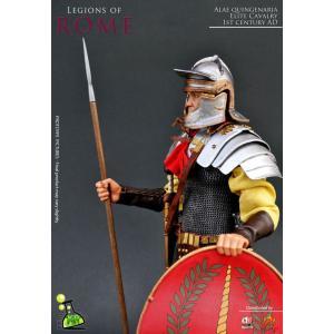 1/6 ローマ軍団 Alae Quingenaria (重騎兵) 西暦1世紀[コースティック・プラスチック]【送料無料】《04月仮予約》|amiami|04