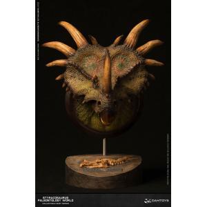 ミュージアムシリーズ スティラコサウルス バストA グリーン[DAMTOYS]《08月仮予約》|amiami|04