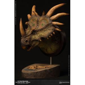 ミュージアムシリーズ スティラコサウルス バストA グリーン[DAMTOYS]《08月仮予約》|amiami|05