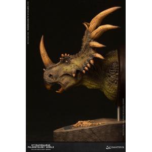 ミュージアムシリーズ スティラコサウルス バストA グリーン[DAMTOYS]《08月仮予約》|amiami|06