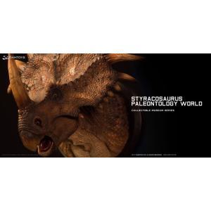ミュージアムシリーズ スティラコサウルス バストB ブラウン[DAMTOYS]《在庫切れ》|amiami|02