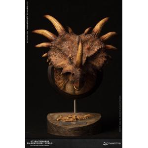 ミュージアムシリーズ スティラコサウルス バストB ブラウン[DAMTOYS]《在庫切れ》|amiami|04