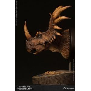 ミュージアムシリーズ スティラコサウルス バストB ブラウン[DAMTOYS]《在庫切れ》|amiami|06