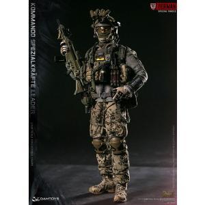 1/6 エリートシリーズ KSK (ドイツ陸軍特殊作戦コマンド) リーダー[DAMTOYS]【送料無料】《07月仮予約》|amiami