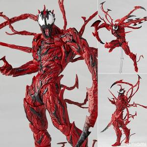 フィギュアコンプレックス アメイジング・ヤマグチ No.008 『スパイダーマン』 カーネイジ(再販)[海洋堂]《02月予約》
