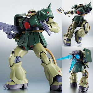 ROBOT魂 〈SIDE MS〉 MS-06FZ ザクII改 ver. A.N.I.M.E. 『機動戦士ガンダム0080 ポケットの中の戦争』[バンダイ]《発売済・在庫品》|amiami