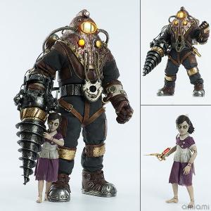BioShock2 1/6 Subject Delta & Little Sister バイオショック2 実験体デルタ&リトルシスター 可動フィギュア[スリー・ゼロ]【送料無料】《11月予約》|amiami