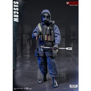 1/12 ポケット エリート シリーズ SAS CRW ブリーチャー[DAMTOYS]《07月仮予約》|amiami