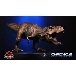 ジュラシック・パーク スタチュー ティラノサウルス・レックス 25周年記念ブロンズカラー版[クロニクル]【送料無料】《04月仮予約》|amiami