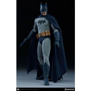 『DCコミックス』1/6スケールフィギュア サイドショウ・シックス・スケール バットマン(バージョン2)[サイドショウ]【送料無料】《01月仮予約》|amiami