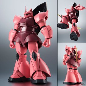 ROBOT魂 〈SIDE MS〉MS-14S シャア専用ゲルググ ver. A.N.I.M.E. 『機動戦士ガンダム』[バンダイ]《07月予約》|amiami