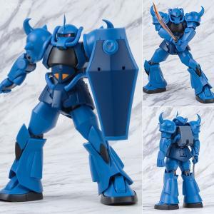 ROBOT魂 〈SIDE MS〉 MS-07B グフ ver. A.N.I.M.E. 『機動戦士ガンダム』[バンダイ]《発売済・在庫品》|amiami