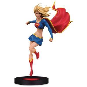 『DCコミックス』 DC スタチュー 「デザイナーシリーズ」スーパーガール By マイケル・ターナー[DCコレクティブル]【送料無料】《11月仮予約》|amiami