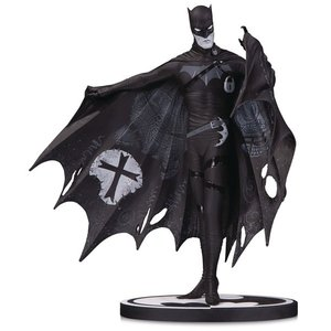 『DCコミックス』 ブラック&ホワイト バットマン By ジェラルド・ウェイ[DCコレクティブル]《11月仮予約》|amiami