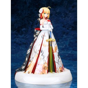 Fate/stay night セイバー 着物ドレスVer. 1/7 完成品フィギュア[アルター]《発売済・在庫品》|amiami|06