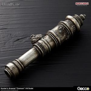 Bloodborne/ ハンターズ・アーセナル: 大砲 1/6スケール ウェポン[Gecco]《12月予約》|amiami