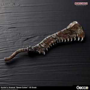 Bloodborne/ ハンターズ・アーセナル: 獣肉断ち 1/6スケール ウェポン[Gecco]《12月予約》|amiami